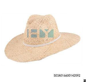 Raffia Straw Hats