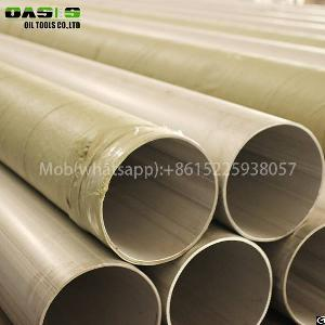 stainless steel seamless pipe casing tube