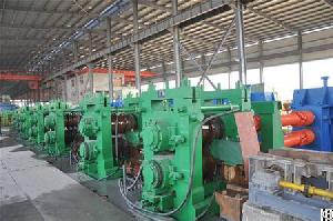 Annual Output 30, 0000 Tons 135 M / S High-speed Wire Rod Mill Equipment, Including 350, 450mm Inter