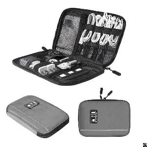 travel universal cable organizer electronics cases