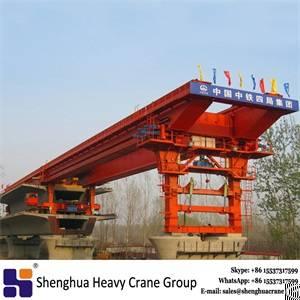 Heavy Duty 250t Overhead Launching Gantry For Highway