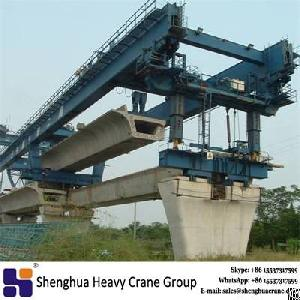 Highway Bridge Steel Launching Girder Gantry Cranes