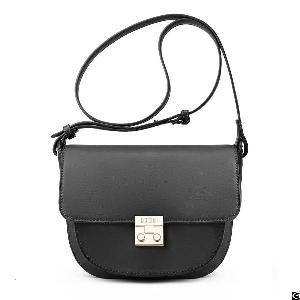 Women Crossbody Saddle Bags Shoulder Purse With Flap Top And Phone Pocket