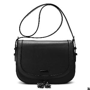 women saddle bag purses crossbody shoulder flap tassel satchel