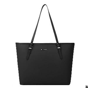 women handle satchel handbags shoulder bag pu leather purse tote