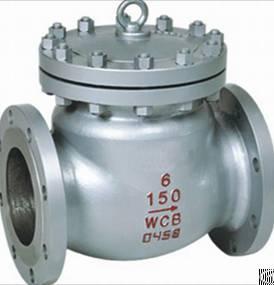 cast steel swing check valves