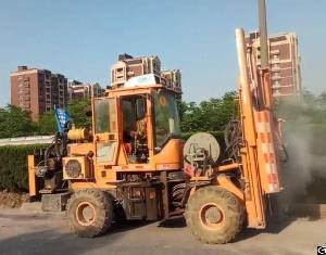 Sell Guardrail Driver For Impact Drilling
