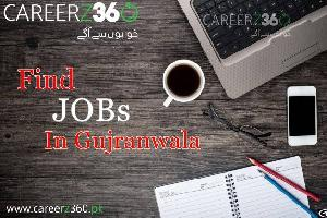 jobs gujranwala pakistan