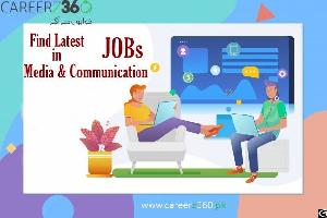 Media And Communications Jobs