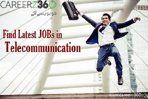Telecommunication Jobs In Pakistan