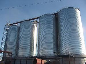 Cement Storage Silos Available From Anyang Flyer
