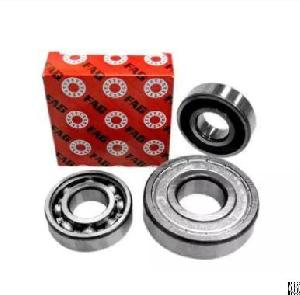 fag 6205 deep groove ball bearing chrome steel