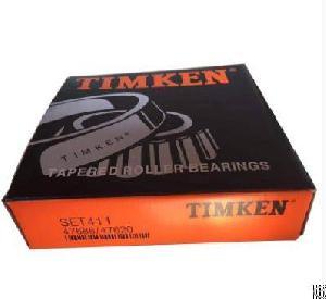timken bearing 47686 47620 2018 taper roller bearings