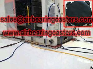 Air Bearing Movers Features And Applications
