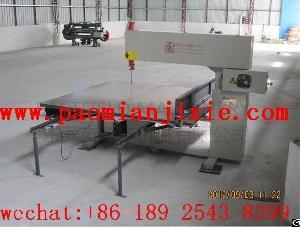 foam vertical cutting machine enforce