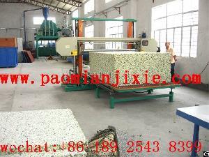 High Performance Foam Horizontal Cutting Machine