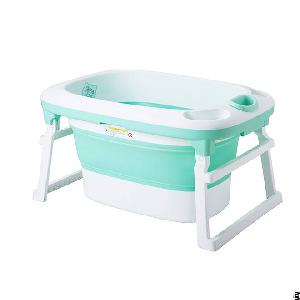New Design Foldable Baby Bath Tub For 0-10 Years Old Baby Or Child Bathing