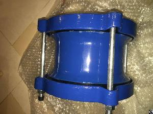 ductile iron gibault joints couplings