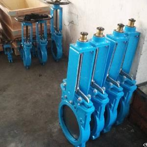 Pn10 Bidirectional Knife Gate Valve