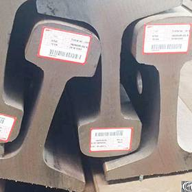 railway steel rail heavy uic54 uic60 stock