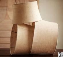 Table Lamp Fabric Shade