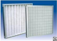 Metal-frame Panel Filter