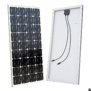 100w 12v monocrystalline solar panel power systems