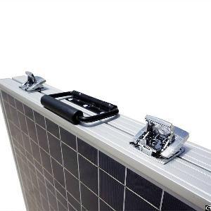 120w 12v portable polycrystalline folding solar panel kit
