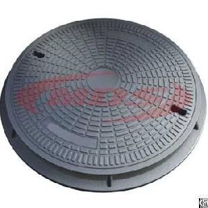 Standard Size Cast Ductile Iron Manhole Cover
