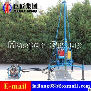 Sdz-30s Hot Sales Portable Hydraulic Mountain Drilling Rig With Air Compressor