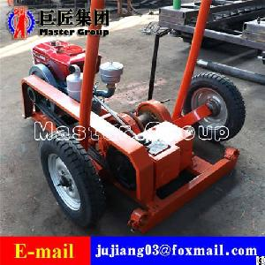 Sh30-2a Engineering Reconnaissance Drilling Car Portable Water Drilling Machine For Sale