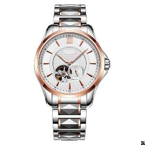 swiss movt mechanical watch men