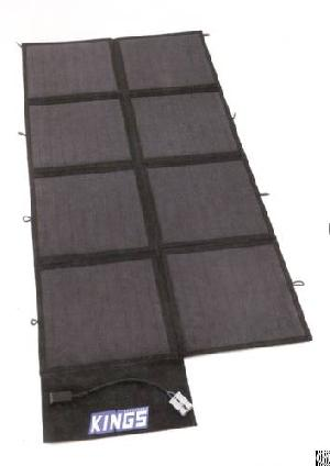 120w solar blanket outdoor power charge