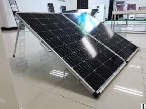 250w folding solar cell module