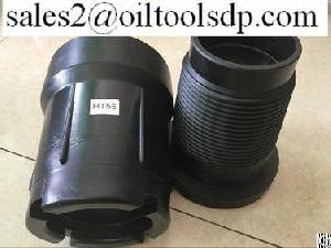 ht55 heavy duty plastic thread protector drill pipe