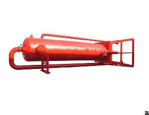 constant pressure drilling fluid mud gas separator