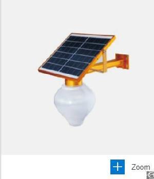sm 9909 solar garden light