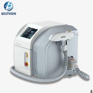 Newest Q-switched Nd Yag Laser Tattoo Removal Machine For Sale