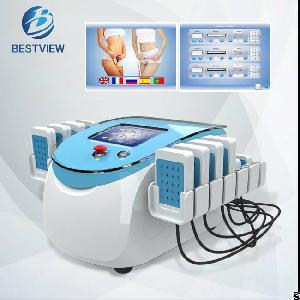 portable lipolaser body slimming shaping machine