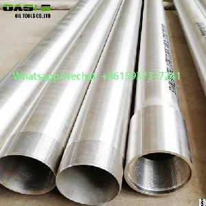 Austentic Stainless Steel Well Casing