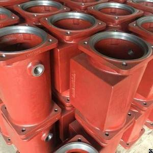 suction chamber screw pump