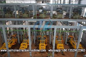 20 60tph palm oil mill plant