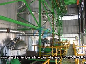 Machinery And Equipment For Production Of Palm Oil