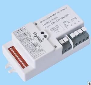 ac microwave motion sensor highbay version