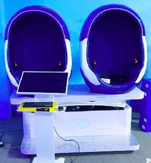 9d Vr Game Machine Virtual Reality Simulator With Egg Cinema