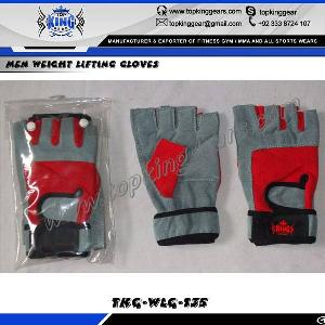 Custom Weightlifting Gym Gloves With Wrist Support