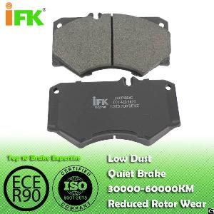 Semi-metallic / Low-metallic / Nao / Ceramic 0014201420 / Gdb317 / D927 Disc Brake Pad Manufacturer