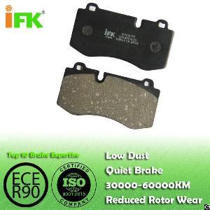 Semi-metallic / Low-metallic / Nao / Ceramic 0024200320 / Gdb1122 / D578 Disc Brake Pad Manufacturer