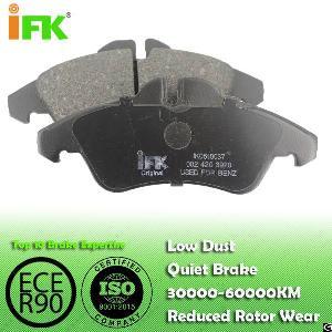 metallic nao ceramic 0024203920 gdb1220 d950 disc brake pad