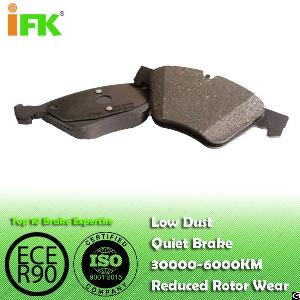 Semi-metallic / Low-metallic / Nao / Ceramic 0024205020 / Gdb1215 / D740 Disc Brake Pad Manufacturer